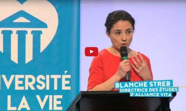 Plaidoyer pour l'embryon | Blanche STREB