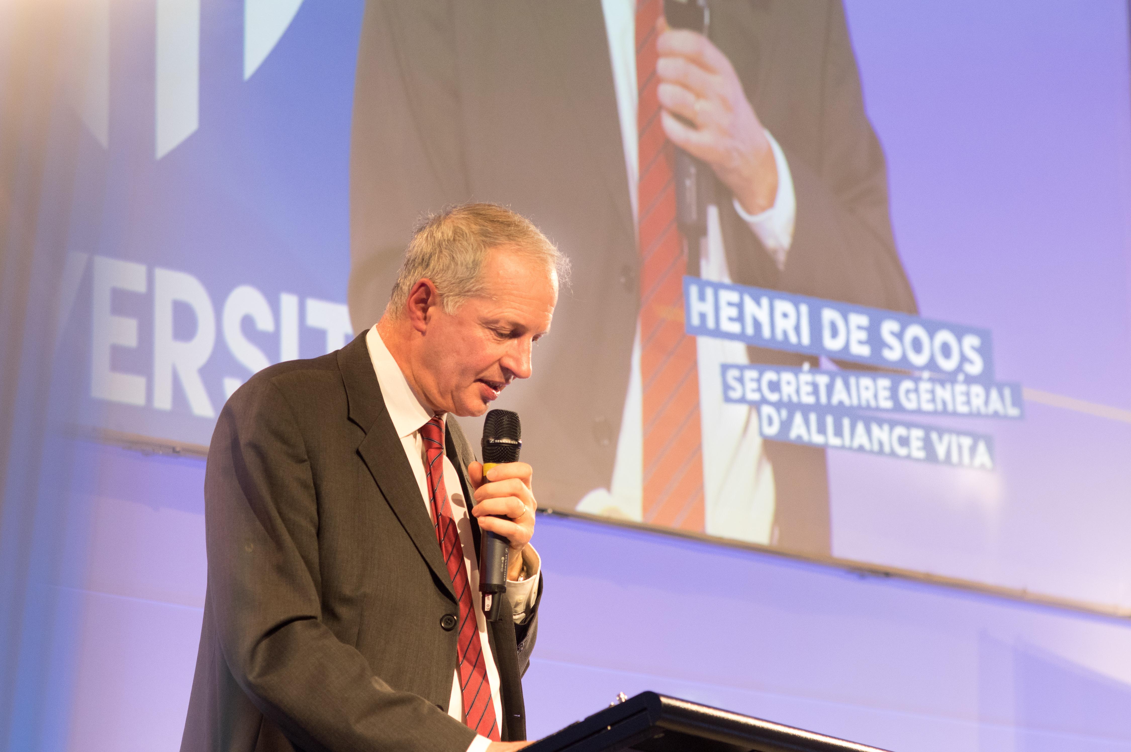 Henri de Soos