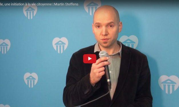 La famille : une initiation à la vie citoyenne | Martin STEFFENS