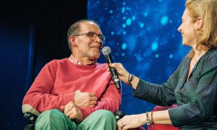 Handicap : la vie accueillie   témoignage de Cédric et Sophie Barut