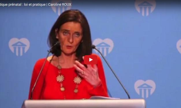 Diagnostic prénatal : loi et pratique | Caroline ROUX