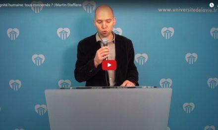 Qu'est-ce que la dignité humaine ? | Martin STEFFENS